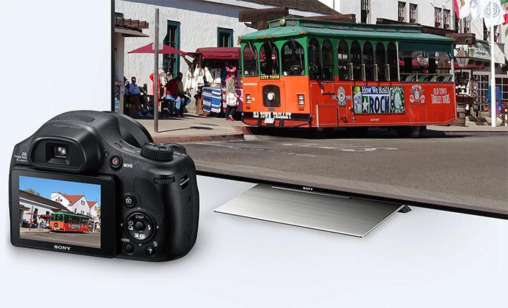 Máy ảnh Sony Cybershot DSC-HX350