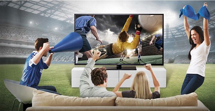 Top 5 Tivi xem bóng đá đáng mua nhất 2021