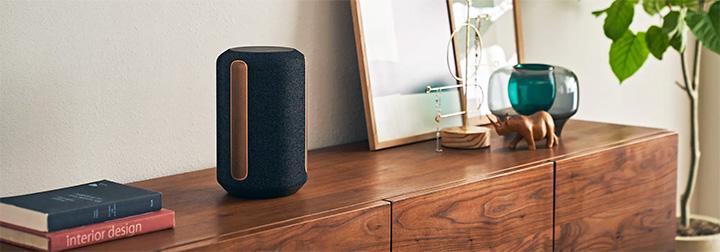 Loa Bluetooth 360 độ cao cấp Sony SRS-RA3000