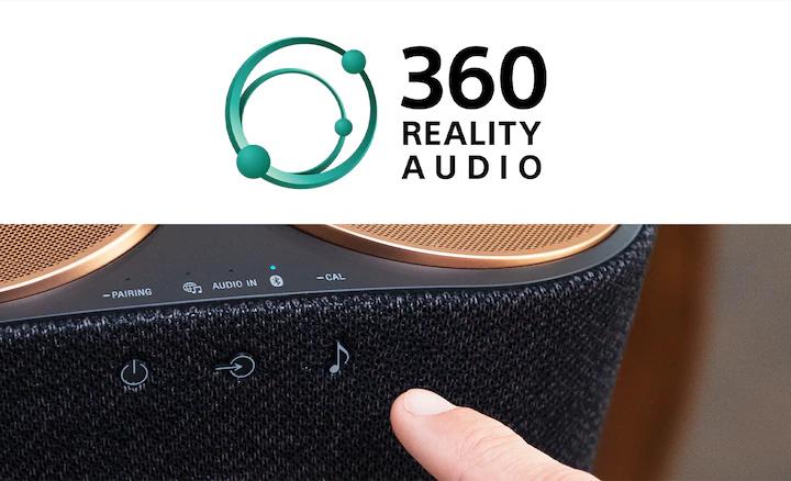 ĐỊNH DẠNG  ÂM THANH VÒM 360 REALITY AUDIO LÀ GÌ ? CÓ GÌ ĐẶC BIỆT?