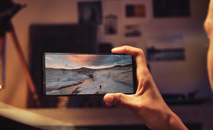 Điện thoại Sony Xperia 1 III
