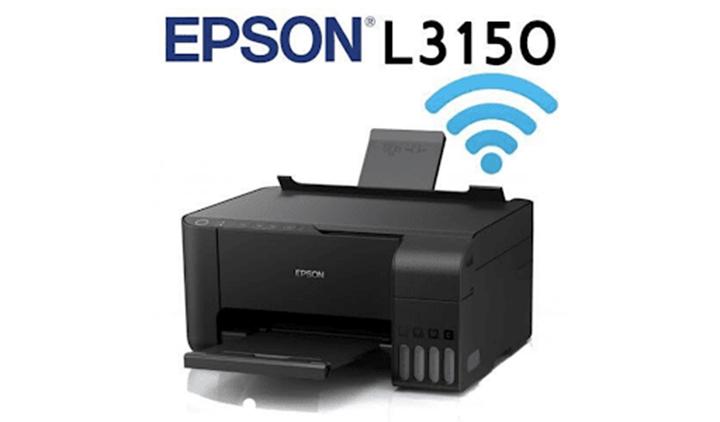 Máy in phun màu đa năng Epson L3150