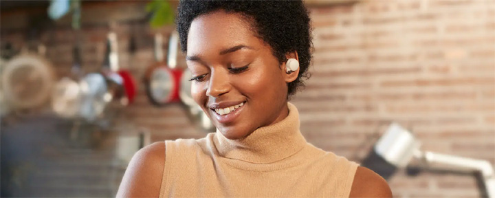 Tai Nghe không dây Sony chống ồn WF-1000XM4