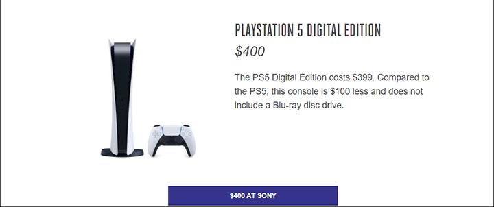 Tin vui dành cho các game thủ PlayStation 5 bất ngờ có sẵn tại cửa hàng của Sony