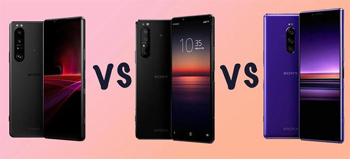 So sánh Xperia 1 III với Xperia 1 II và Xperia 1: Sony đã mang đến những cải tiến gì ?