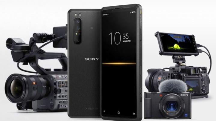 Khi Mua Sony Xperia PRO  Tặng Ngay $ 500 Cho Các Nhiếp Ảnh Gia Và Nhà Quay Phim