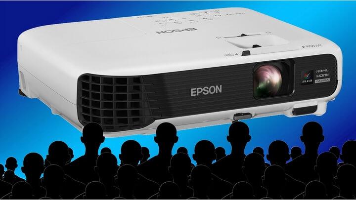 TOP Máy chiếu Full HD giá rẻ bán chạy nhất