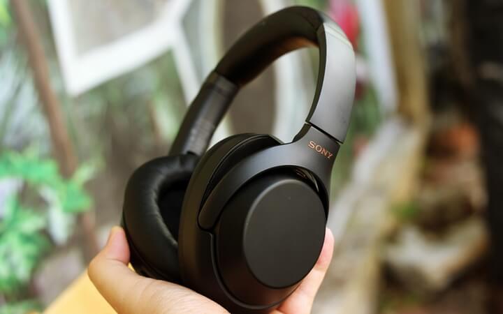 tai nghe chống ôn tốt nhất của sony
