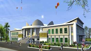 Trung tâm Hội nghị tỉnh Trà Vinh