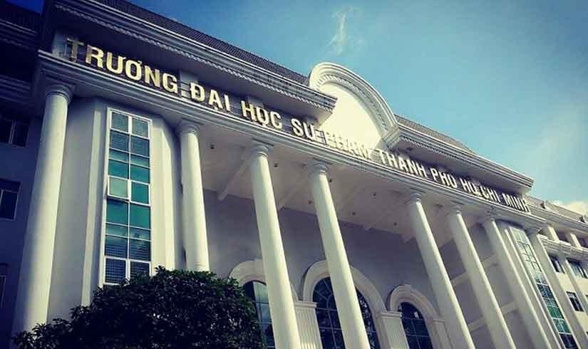 Lắp đặt hệ thống trình chiếu tại Trường Đại học Sư phạm thành phố Hồ Chí
