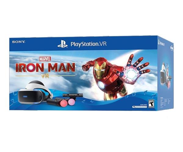 Bộ kính thực tế ảo Sony PlayStation VR Iron Man Bundle