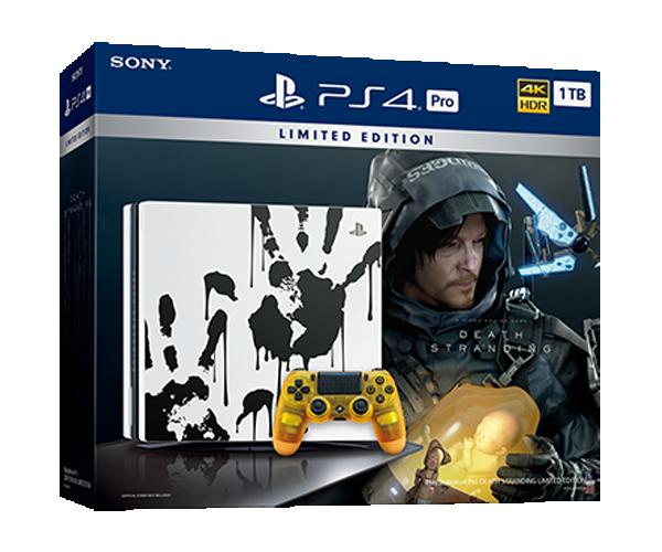 Bộ máy chơi game PlayStation 4  Pro DS LE