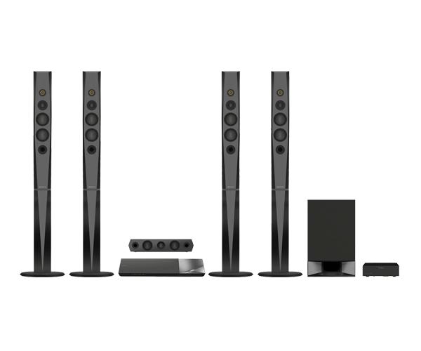 Dàn âm thanh 3D Blu-ray 5.1 kênh BDV-N9200W