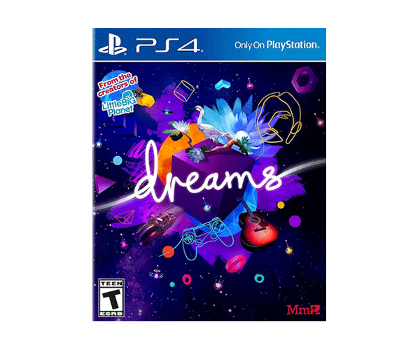 Đĩa Game PlayStation PS4 Dream Universe