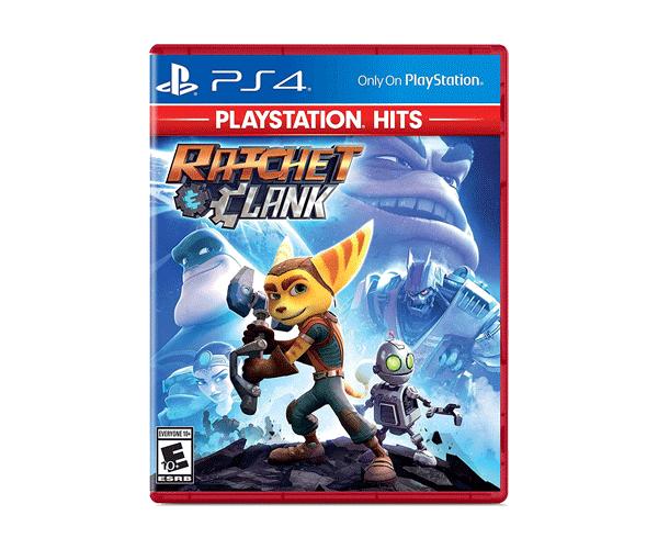 Đĩa Game PlayStation PS4 Ratchet & Clank