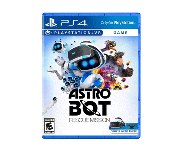 Đĩa Game PlayStation VR Astro Bot Rescue Mission