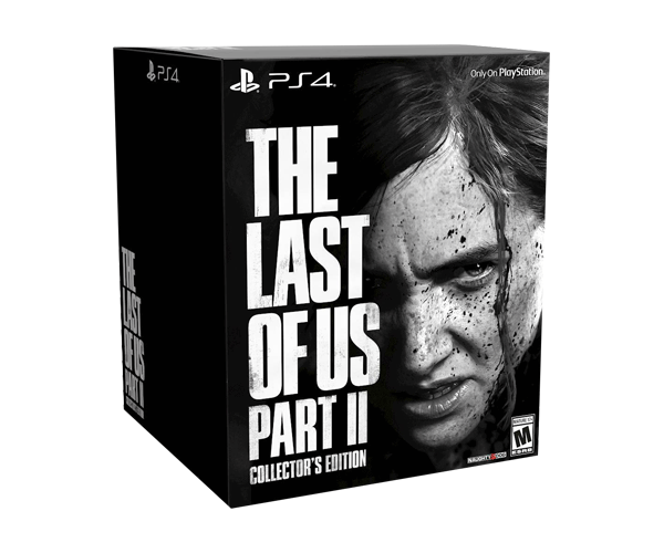 Đĩa Game PlayStation PS4 The Last of Us 2: Collectors Edition