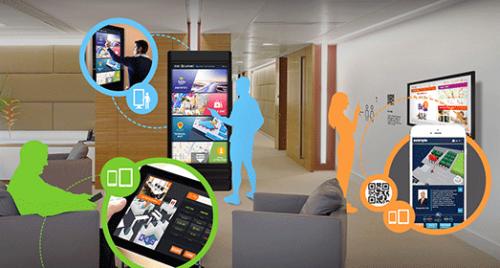 Dịch vụ cho thuê màn hình chuyên dụng, màn hình tương tác thông minh