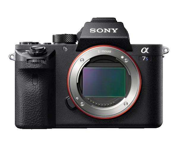 Máy ảnh Full Frame Sony Alpha A7S Mark II (Body)