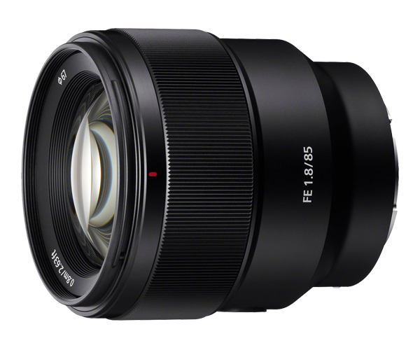 Ống len Fix Full Frame Sony E-mount 85mm F1.8