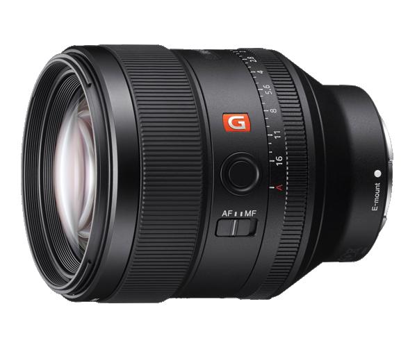 Ống len Fix Full Frame Sony G Master 85mm F1.4