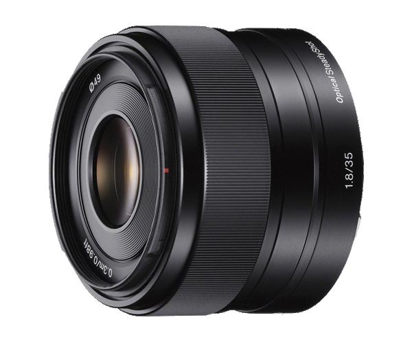 Ống len Fix Sony E-mount 35mm F1.8