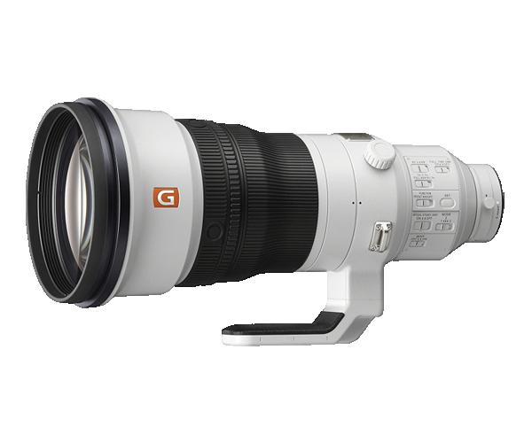 Ống len Tele Full Frame chống rung Sony G Master 400mm F2.8 OSS