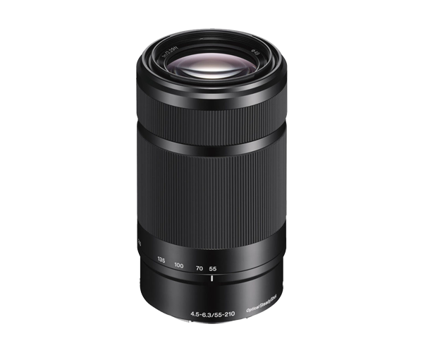 Ống len Tele Sony E-mount 55-210mm F4.5-6.3