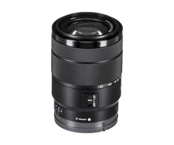 Ống len Zoom chống rung Sony 18-135mm F3.5-5.6 OSS