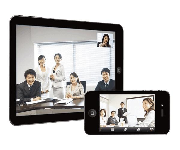 Phần mềm hội nghị truyền hình Polycom RealPresence Mobile