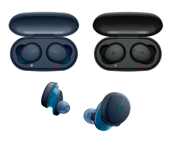 Tai nghe không dây Truly Wireless Sony WF-XB700