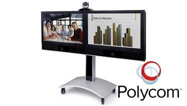 Các giải pháp Hội nghị truyền hình của Polycom