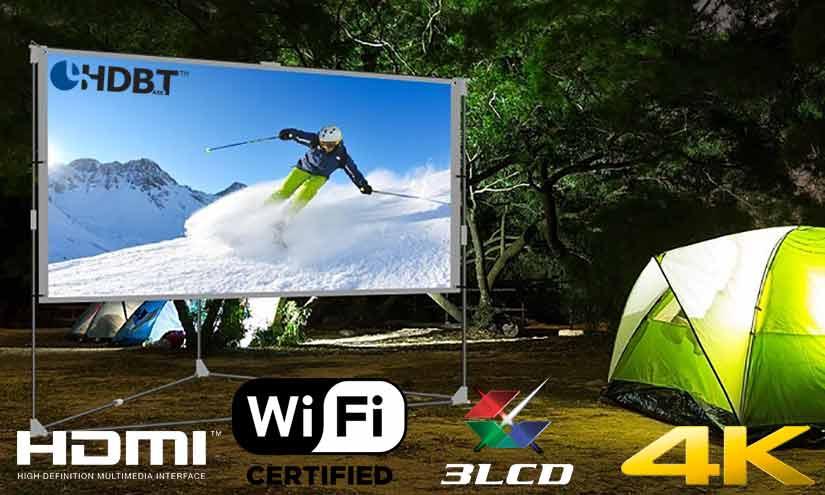 Những dòng Máy chiếu sử dụng công nghệ LCD