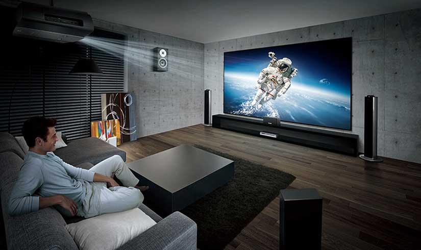 Máy chiếu giải trí 4K SONY VPL-VW260es: Siêu nét, giá hợp lý
