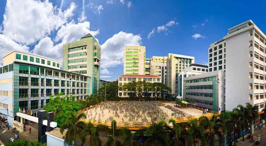 Trường Đại học Công nghiệp thành phố Hồ Chí Minh