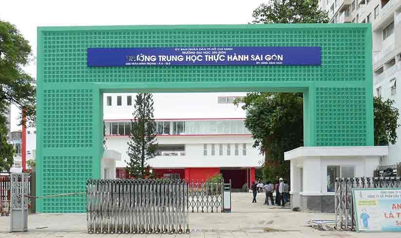 Trường Trung học Thực hành Sài Gòn
