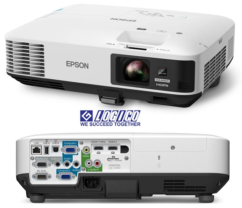 TOP 5 máy chiếu EPSON bán chạy nhất năm