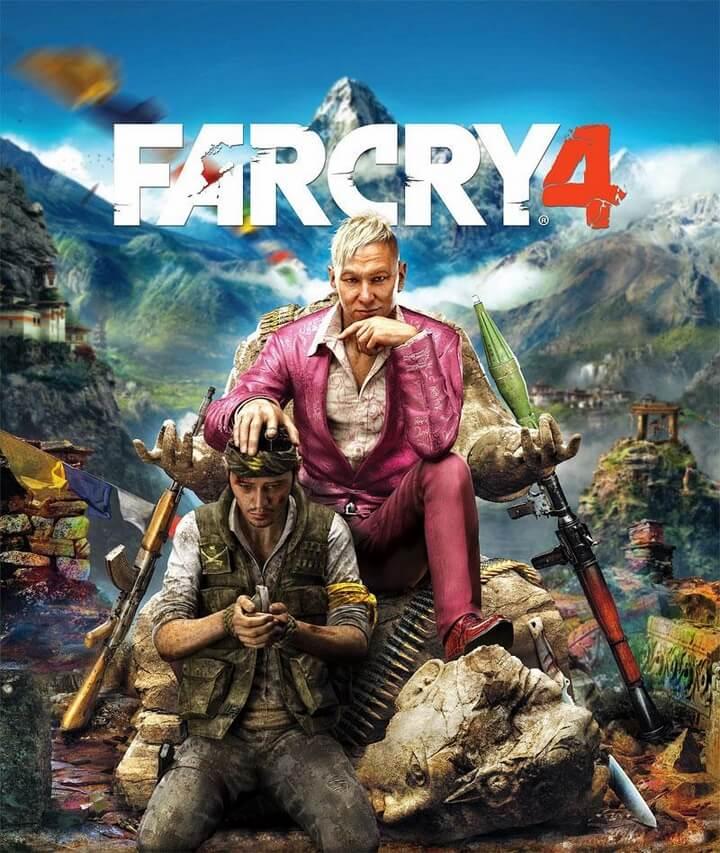 Far Cry 4 – Một thành công vang dội nữa đến từ Ubisoft
