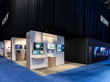 Sony giới thiệu Camera SONY 4K PTZ điều khiển từ xa tại Infocomm 2019