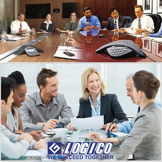 Giải pháp họp trực tuyến qua điện thoại hội nghị