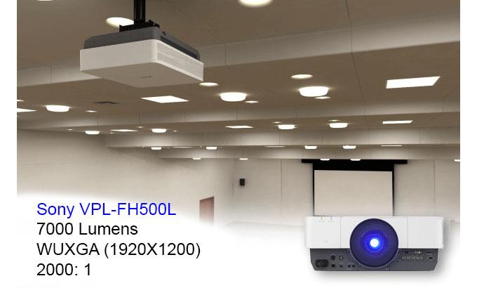 TOP 5 máy chiếu độ sáng cao cho hội trường lớn