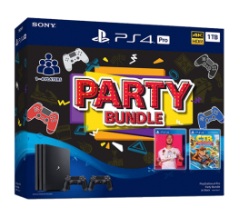 Bộ máy chơi game PlayStation 4  Pro Party Bundle