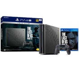 Bộ máy chơi game PlayStation 4  Pro TLOU II