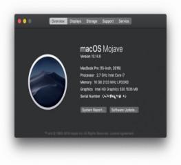 Cách kiểm tra Macbook 15 inch có được mang lên máy bay hay không
