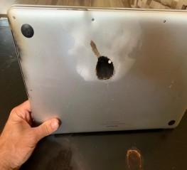 Cục Hàng Không Việt Nam cấm vận chuyển MacBook Pro 15inch sản xuất và tiêu thụ từ 09/2015 đến 02/2017