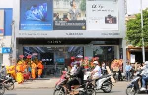 Danh sách địa chỉ cửa hàng Sony Center tại TP.HCM và Hà Nội
