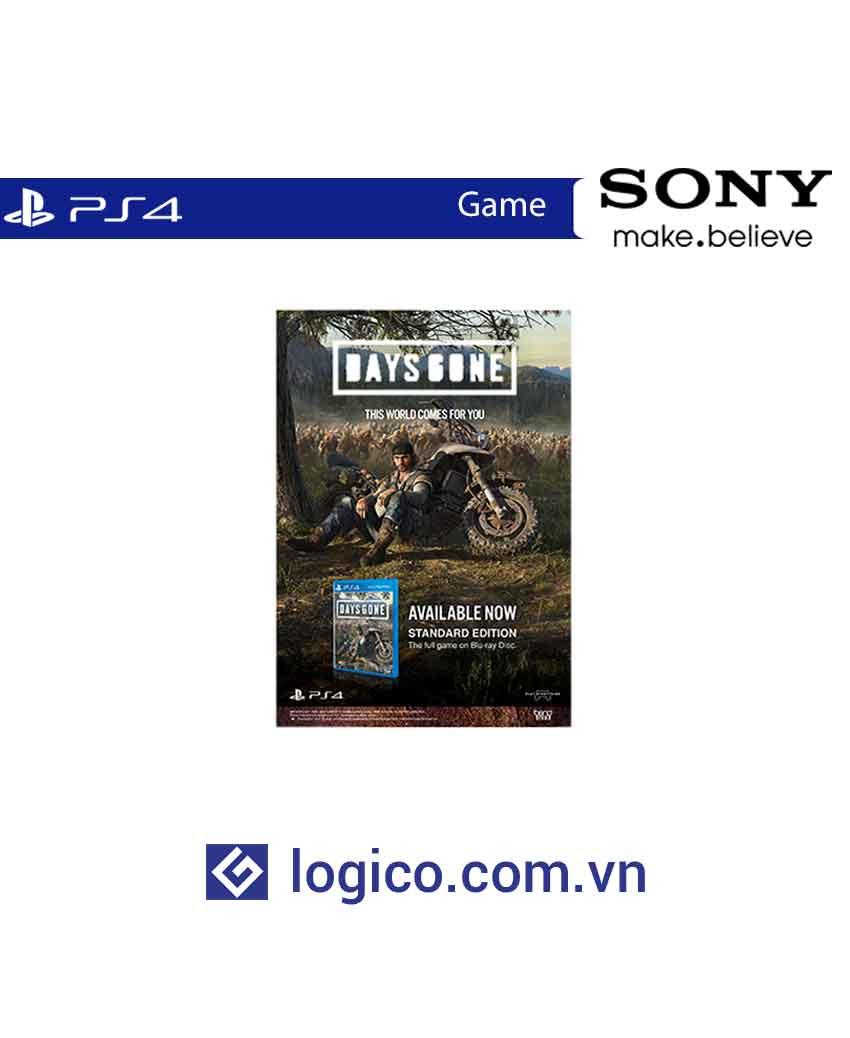 Đĩa game PlayStation 4 Days Gone