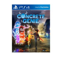 Đĩa Game PlayStation PS4 Concrete Genie