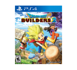 Đĩa Game PlayStation PS4 Dragon Quest Builder 2