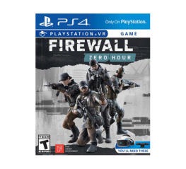 Đĩa Game PlayStation VR Firewall Zero Hour